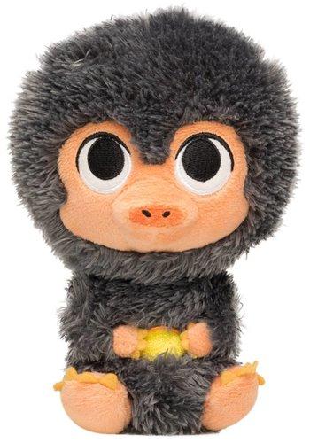 Supercute Plushies: Fantastic Beasts 2 - Grey Baby Niffler