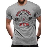 NINTENDO - DONKEY KONG GYM T-Shirt