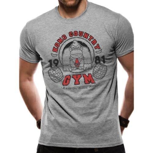 CID NINTENDO - DONKEY KONG GYM T-Shirt