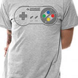 CID Nintendo - Snes Controller Pad t-shirt