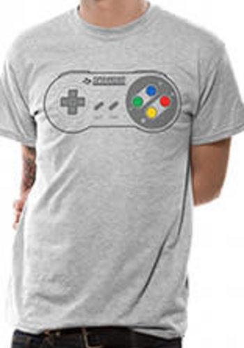 Nintendo - Snes Controller Pad t-shirt