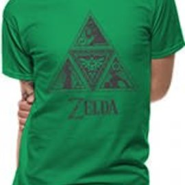 CID Nintendo - Zelda Triforce Shirt