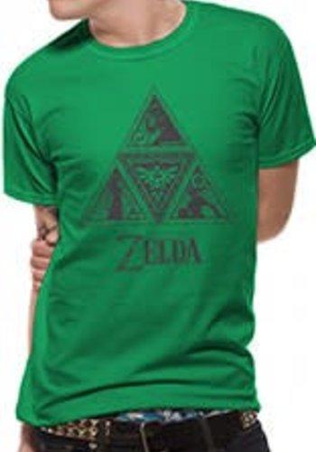 Nintendo - Zelda Triforce Shirt