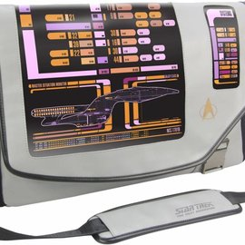 Crowded Coop Star Trek: The Next Generation - PADD Messenger Bag