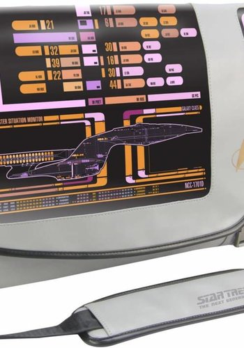 Star Trek: The Next Generation - PADD Messenger Bag