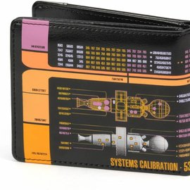 Crowded Coop Star Trek: The Next Generation - PADD Mens Wallet