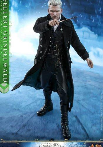 Harry Potter: Fantastic Beasts 2 - Gellert Grindelwald 1:6 Figure
