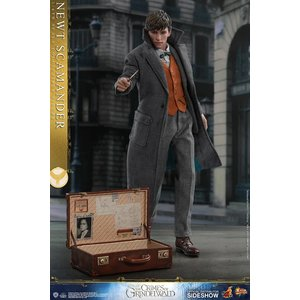 Hot toys Harry Potter: Fantastic Beasts 2 - Newt Scamander 1:6 Scale Figure