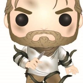 FUNKO Pop! TV: Stranger Things - Hopper with Vines