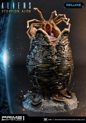 Alien: Comic Book Version - Deluxe Scorpion Alien 1:4 Scale Statue