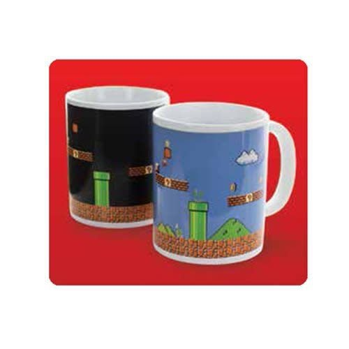 Paladone Super Mario Bros: Heat Change Mug