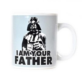 Half Moon  Bay Star Wars Boxed Mug - Darth Vader (I Am Your Father)