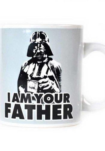 Star Wars Boxed Mug - Darth Vader (I Am Your Father)