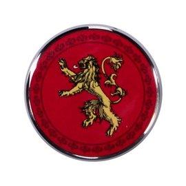 Half Moon  Bay Game of Thrones Enamel Badge - Lannister