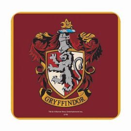 Half Moon  Bay Harry Potter Coaster - Gryffindor Crest