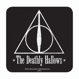 Half Moon  Bay Harry Potter Coaster - Deathly Hallows