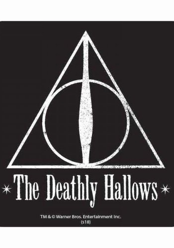 Harry Potter Coaster - Deathly Hallows