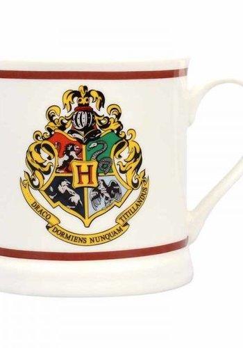 Harry Potter Vintage Mug - Hogwarts Crest