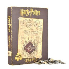 Half Moon  Bay Harry Potter Jigsaw Puzzle (500 Pieces) - Marauder's Map