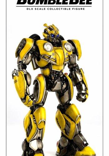 Transformers: Bumblebee Movie - DLX Bumblebee Figure