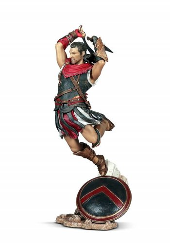 Assassin's Creed Odyssey: Alexios Statue