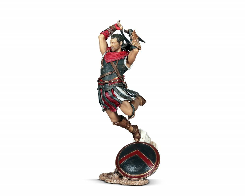 Ubisoft Assassin's Creed Odyssey: Alexios Statue