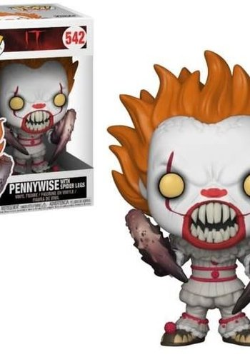 Pop! Movies: IT 2017 - Pennywise with Spider Legs