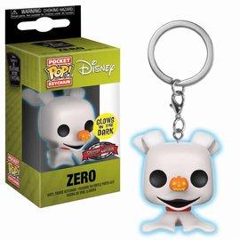 FUNKO Pocket Pop Keychain: Disney NBX - GitD Zero LE