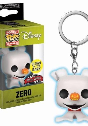 Pocket Pop Keychain: Disney NBX - GitD Zero LE