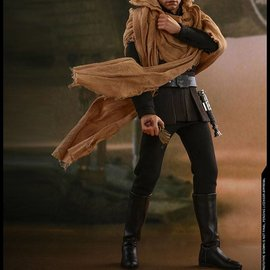 Hot toys Star Wars VI: Deluxe Luke Skywalker Endor 1:6 Scale Figure