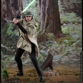 Hot toys Star Wars VI: Luke Skywalker Endor 1:6 Scale Figure