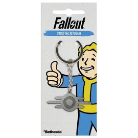 Gaya Entertainment Fallout: Vault-Tec Keychain