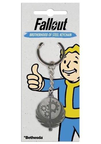 Fallout: Brotherhood of Steel Keychain