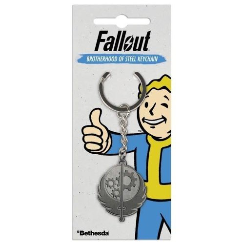 Gaya Entertainment Fallout: Brotherhood of Steel Keychain