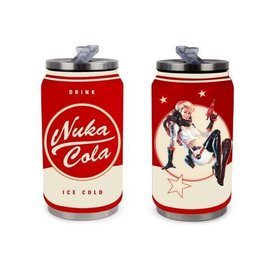 Gaya Entertainment Fallout: Nuka Cola Metal Can