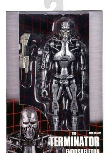 Terminator: Classic Terminator - Endoskeleton 7 inch Action Figure