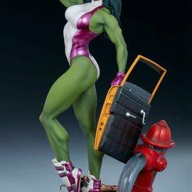 Sideshow Toys Marvel: Adi Granov Artist Series - She-Hulk 1:5 Scale Statue