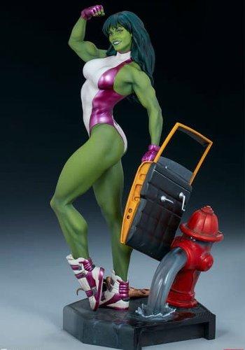 Marvel: Adi Granov Artist Series - She-Hulk 1:5 Scale Statue