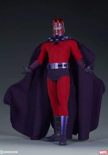 Marvel: Comic Book Magneto 1:6 Scale Figure