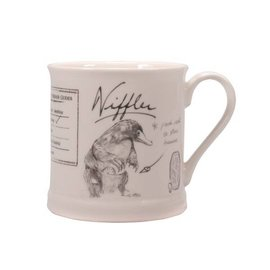 Half Moon  Bay FANTASTIC BEASTS AND WHERE TO FIND THEM VINTAGE MUG - NIFFLER