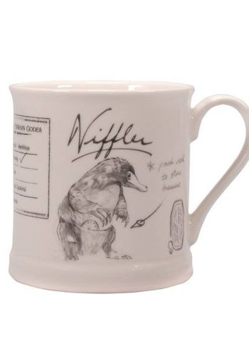FANTASTIC BEASTS AND WHERE TO FIND THEM VINTAGE MUG - NIFFLER