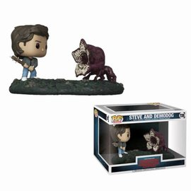 FUNKO Pop! TV: Stranger Things Movie Moments - Steve vs Demodog