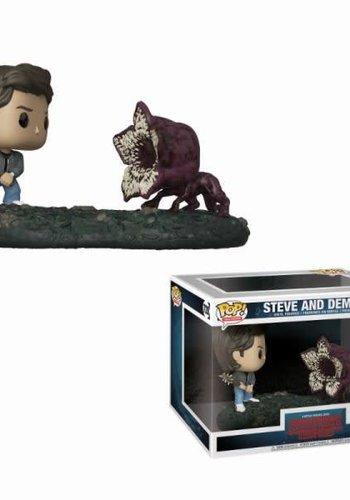 Pop! TV: Stranger Things Movie Moments - Steve vs Demodog