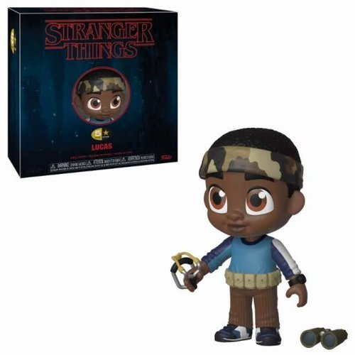 FUNKO 5 Star Stranger Things: Lucas