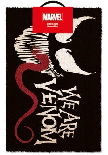 Marvel: Venom We Are Venom Doormat