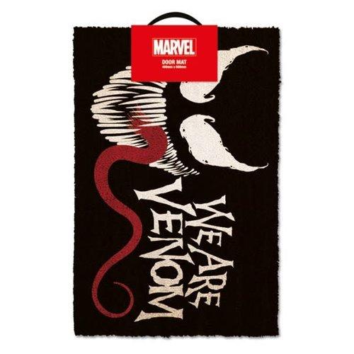 Hole In The Wall Marvel: Venom We Are Venom Doormat