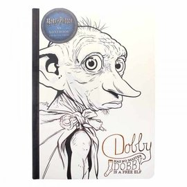 Half Moon  Bay HARRY POTTER A5 NOTEBOOK - DOBBY