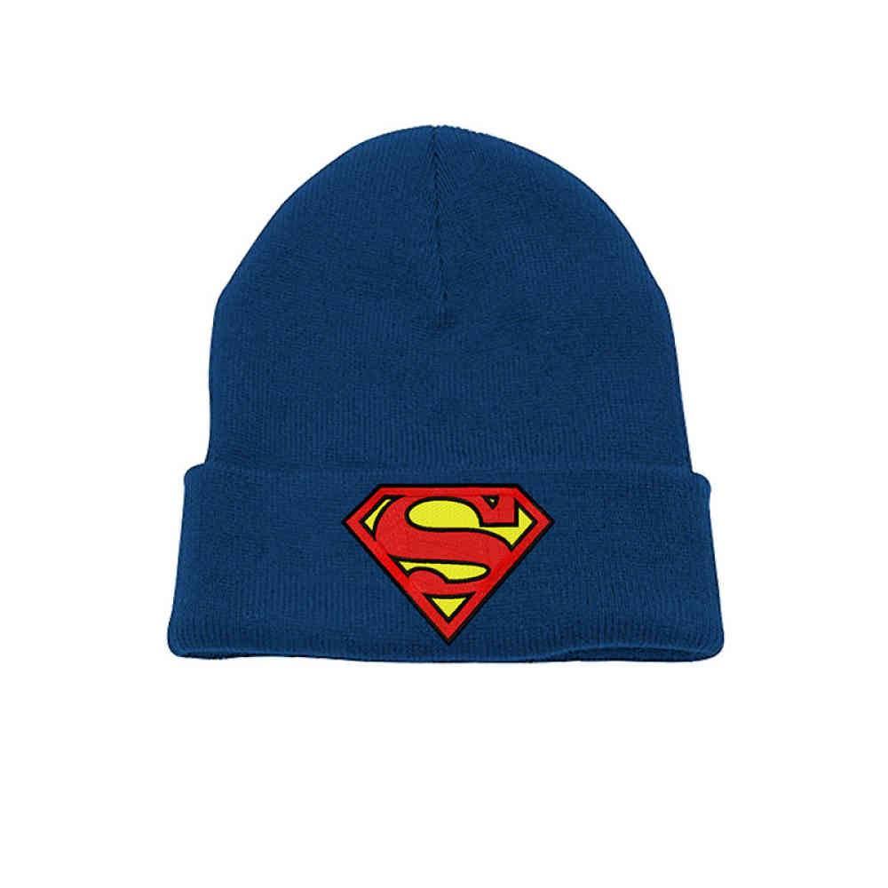 CID Superman - Logo Headwear - Blue beanie