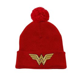 CID Wonder Woman - Logo Headwear - Red