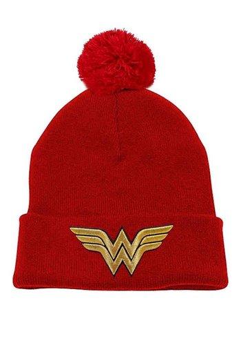Wonder Woman - Logo Headwear - Red